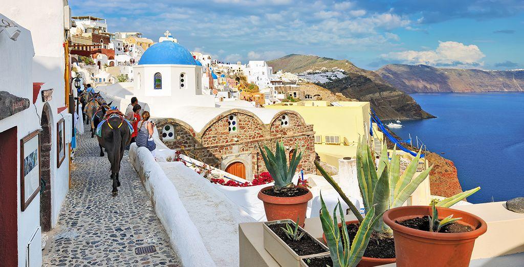 De Naxos à Ios...