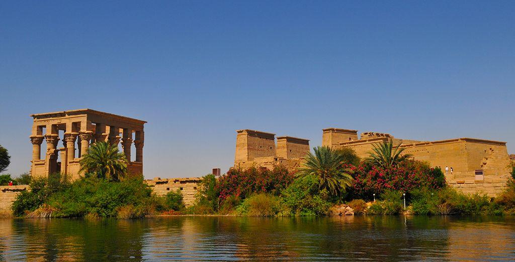 Poursuivez votre aventure en optant pour nos offres en combiné, avec croisière sur le Nil...