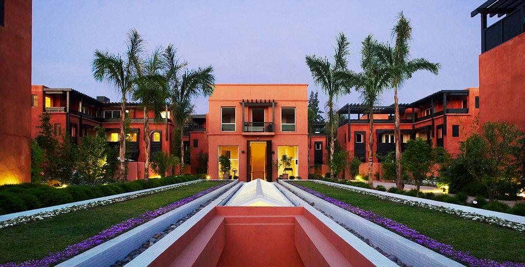 L'Hôtel & Ryads Naoura Barrière sera le lieu idéal - Hôtel & Ryads Barrière Le Naoura Marrakech 5* Marrakech