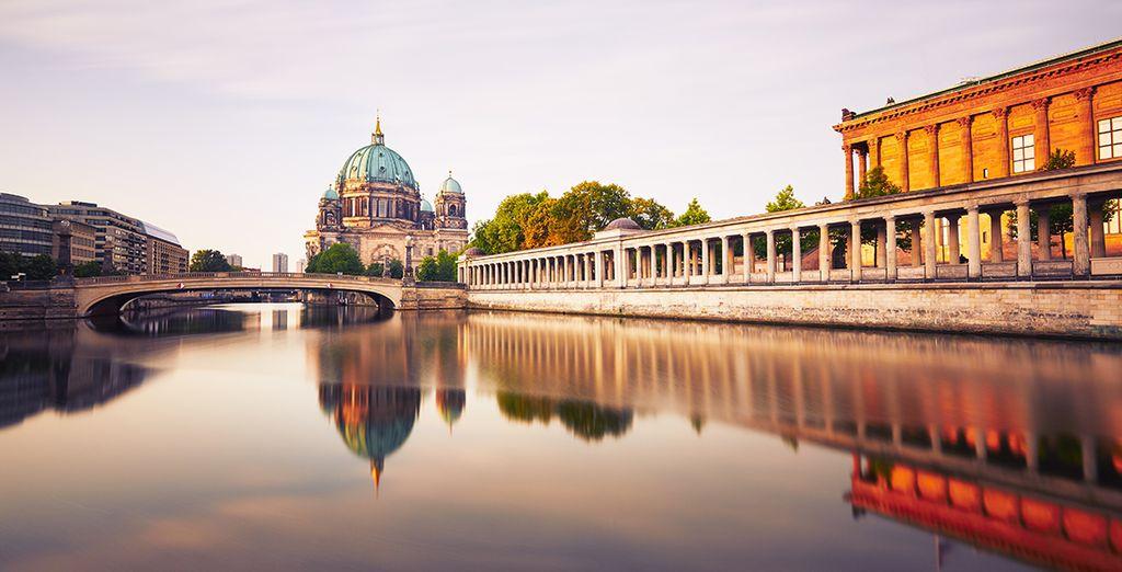 Et si vous partiez en escapade à Berlin ?