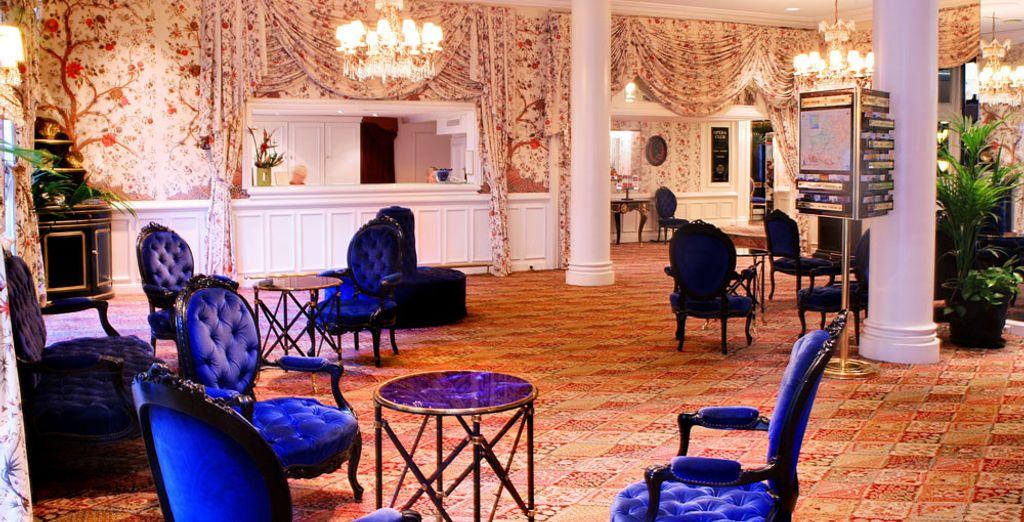 Rénové en un hôtel classique de charme