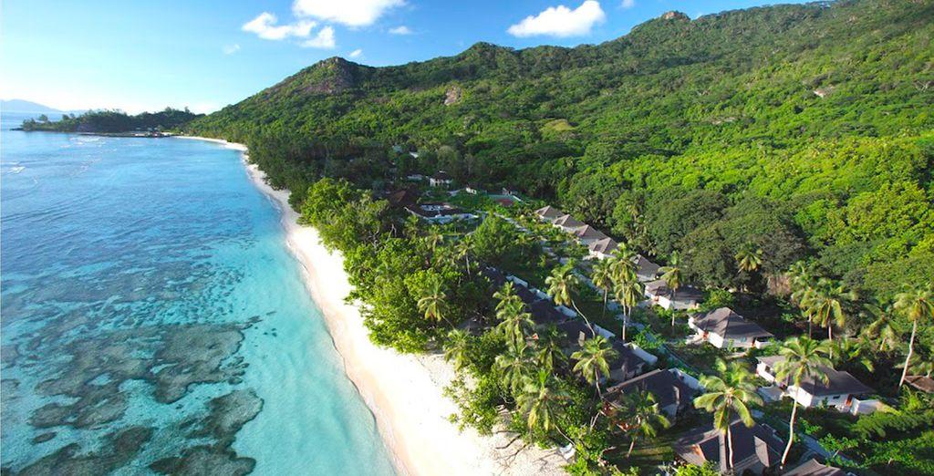 Bienvenue au Hilton Labriz... - Hôtel Hilton Seychelles Labriz 5*  Mahe Island