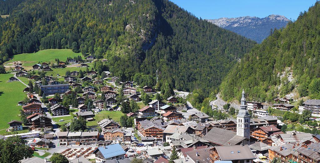 Lancez-vous à la découverte de la Savoie...