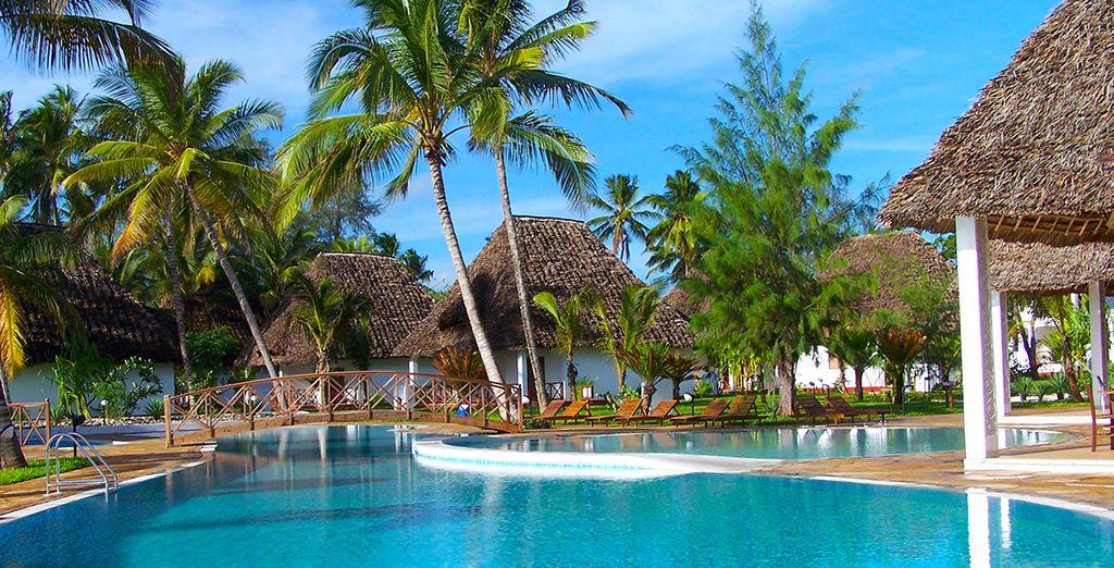 Bienvenue à l'Uroa Bay Beach Resort