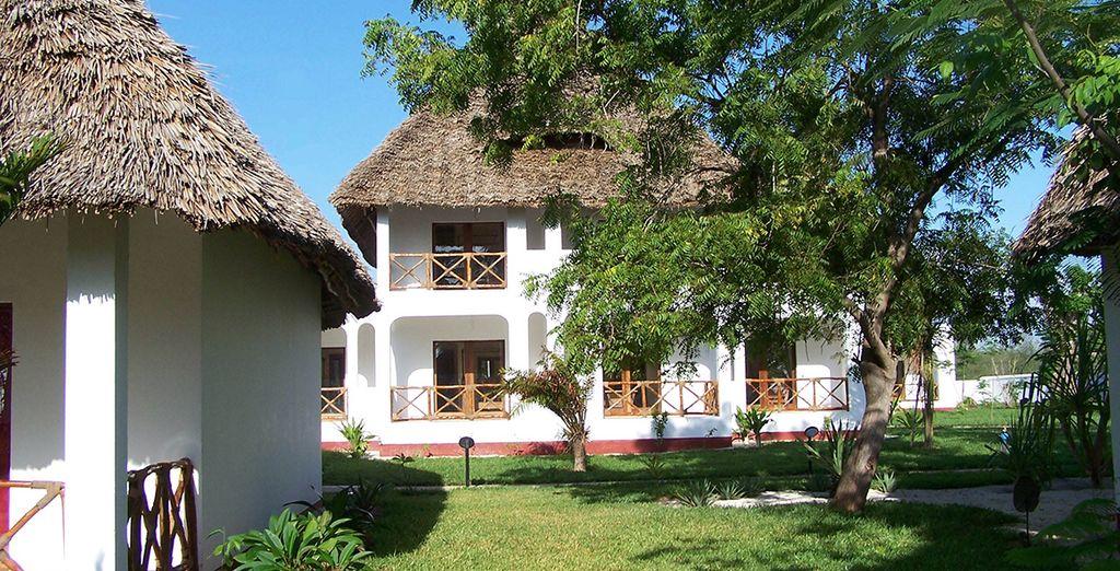 Un hôtel 4* de style colonial
