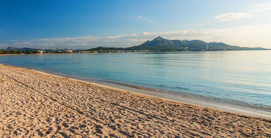 Alors, n'hésitez plus... et envolez-vous pour la costa del Pinos sur l'île de Majorque !