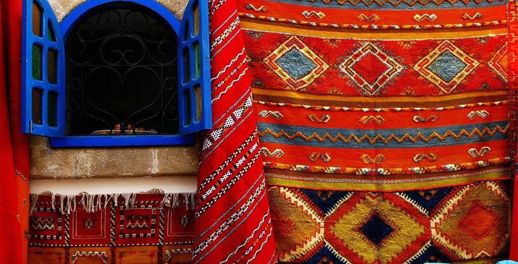 Les couleurs du Maroc...