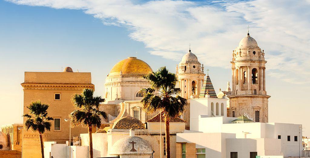 L'Andalousie vous ouvre les portes d'un merveilleux voyage...