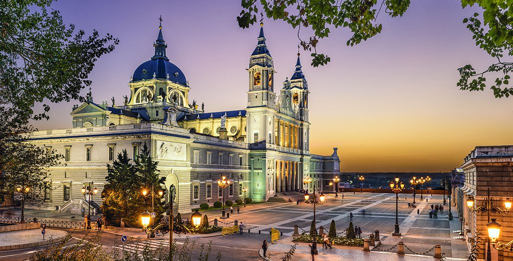 Visitez Madrid, la capitale espagnole