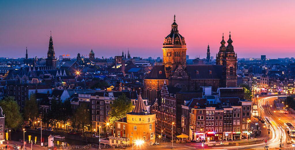 Envie d'une escapade dans une ville européenne attractive ?
