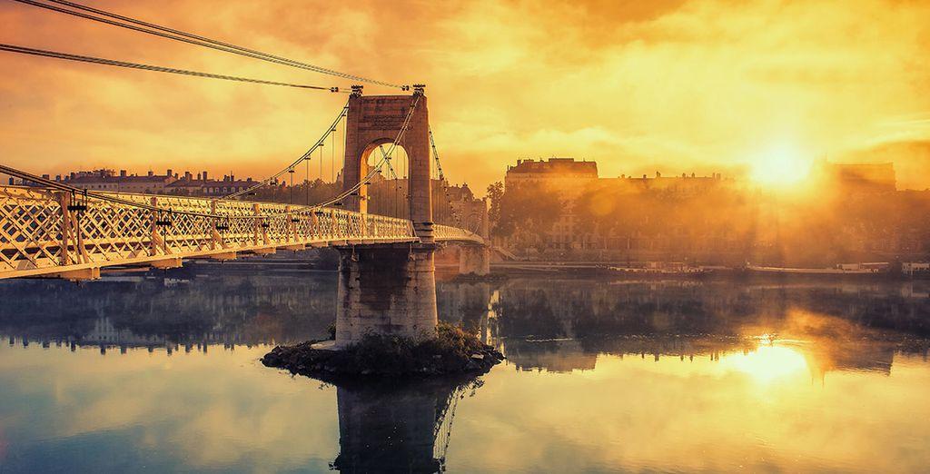 Le romantisme sur les rives de la Saône sera au programme