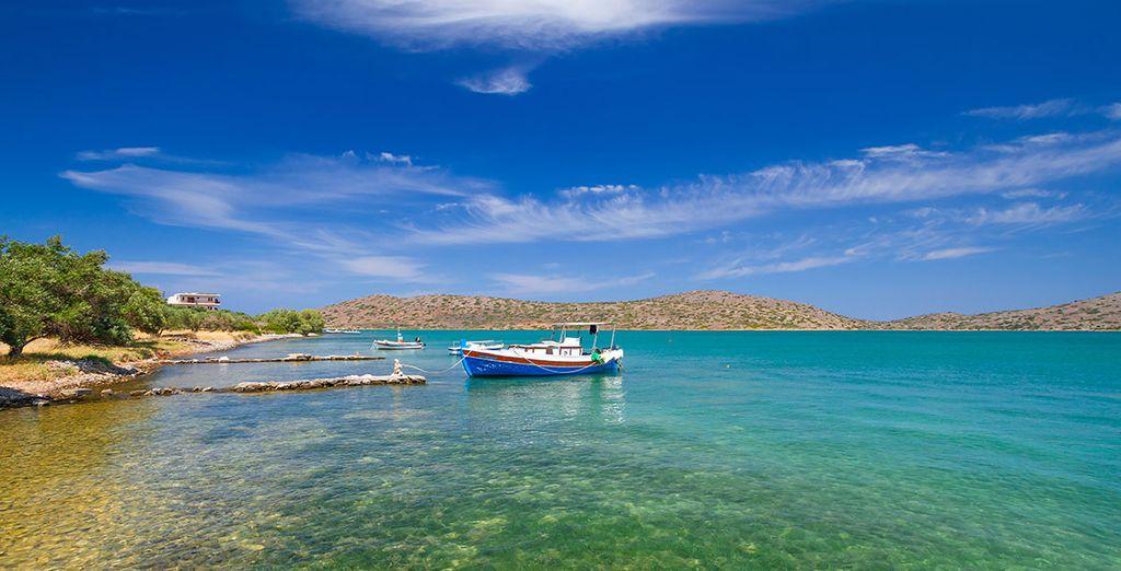 N'hésitez plus, la Crète n'attend plus que vous !