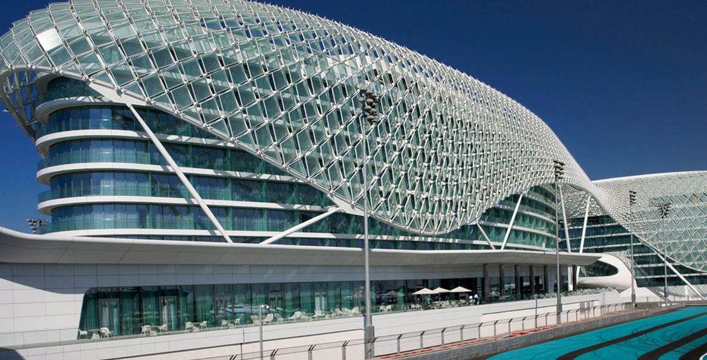 Bienvenue au Viceroy Abu Dhabi