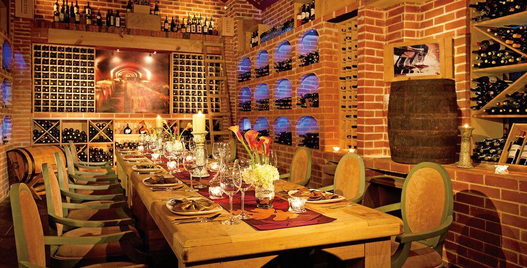 Vous trouverez forcément le restaurant et l'ambiance qui vous convient le mieux