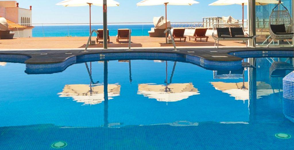 Le soleil vous fait les yeux doux... - Hôtel Méridien Ra Beach Hotel & Spa 5* El Vendrell
