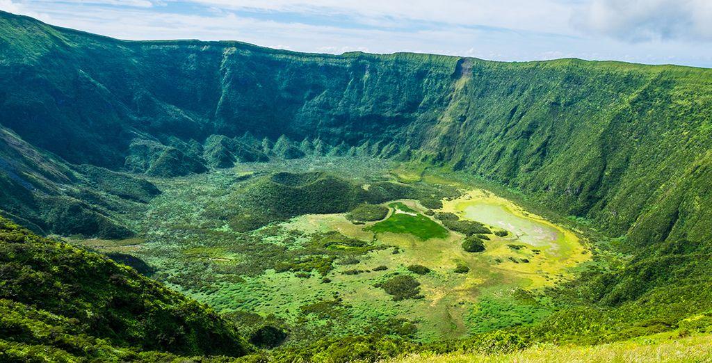 Ou en découvrant le Parque Nacional de La Caldera de Taburiente
