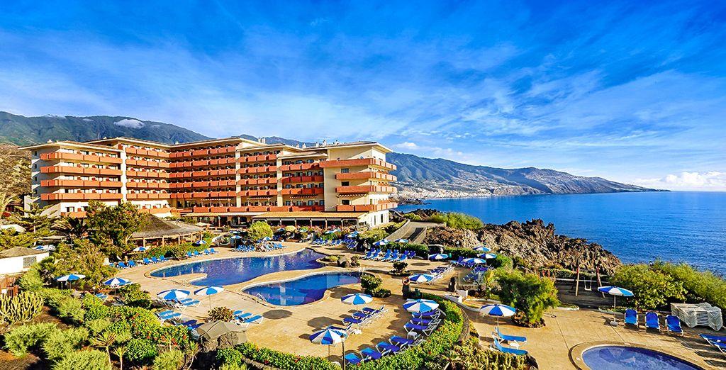 au H10 Taburiente Playa 4*  - H10 Taburiente Playa 4* Santa Cruz De La Palma