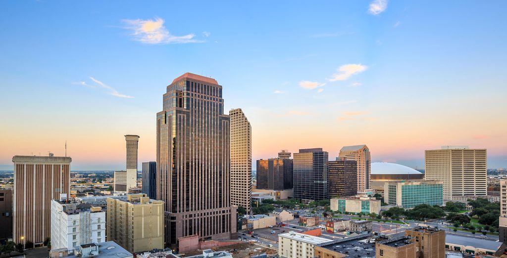 Venez découvrir la plus grande ville de la Louisiane