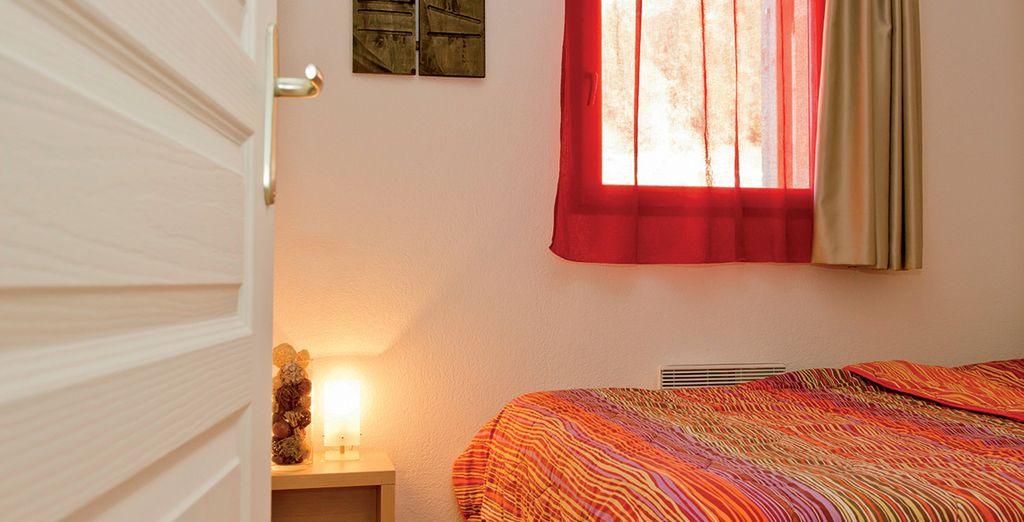 Et des chambres agréables