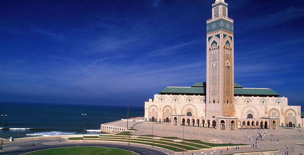 Avant de découvrir les merveilles de Casablanca
