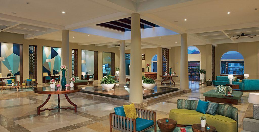 Poussez les portes d'un nouvel hôtel