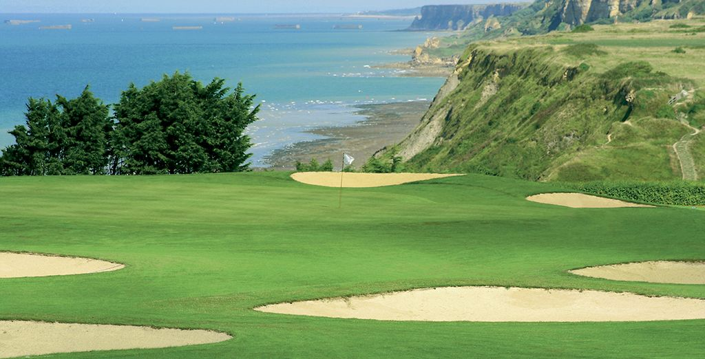 Essayez-vous au golf