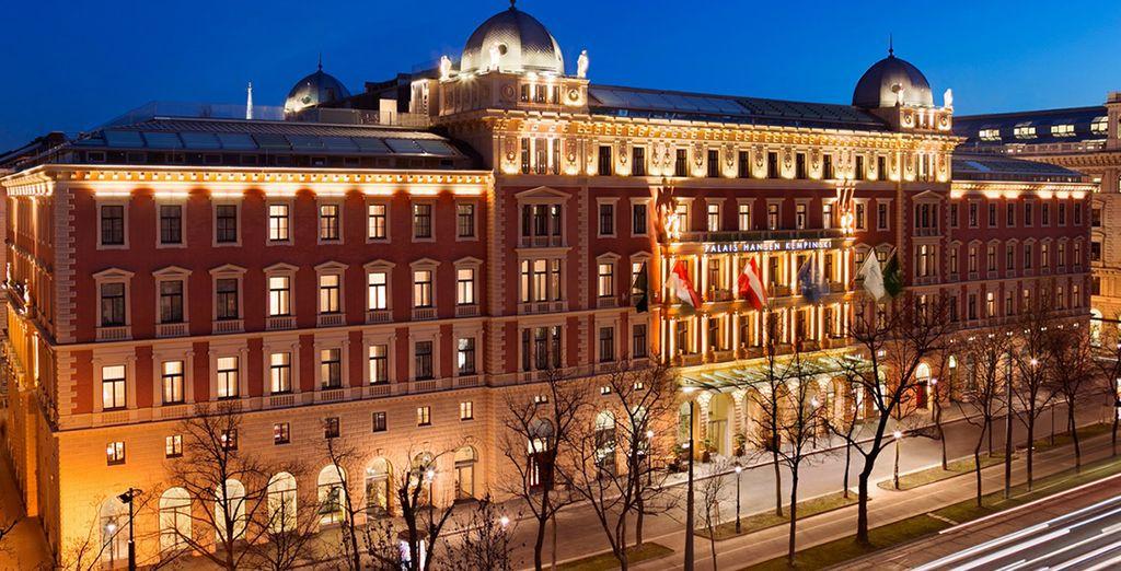 Envie d'une échappée romantique en Europe ! Direction Vienne