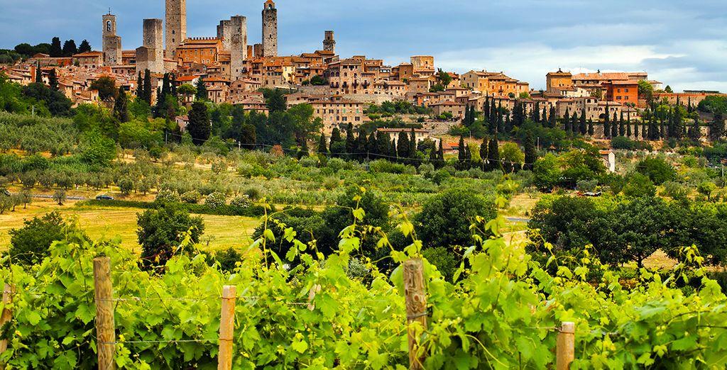 Rendez-vous en Toscane, entre nature et culture !