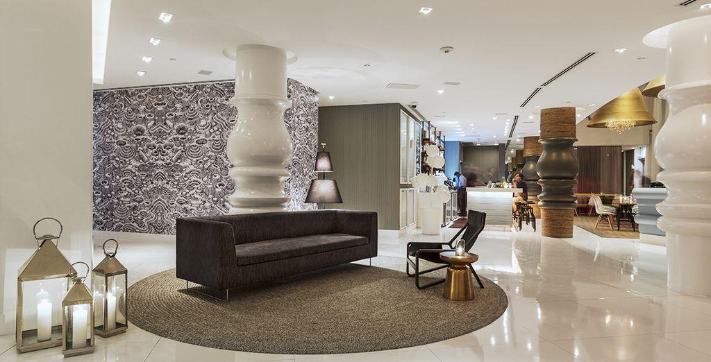 Un hôtel 5*