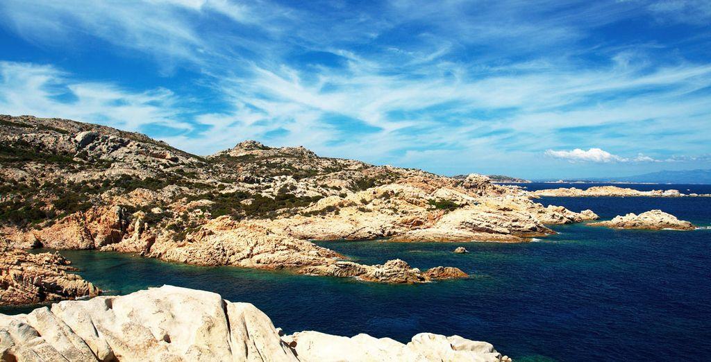 Et partez découvrir les environs, comme l'archipel de la Maddalena