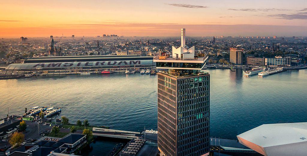Vous rêvez d'un séjour reposant dans une grande capitale européenne ?