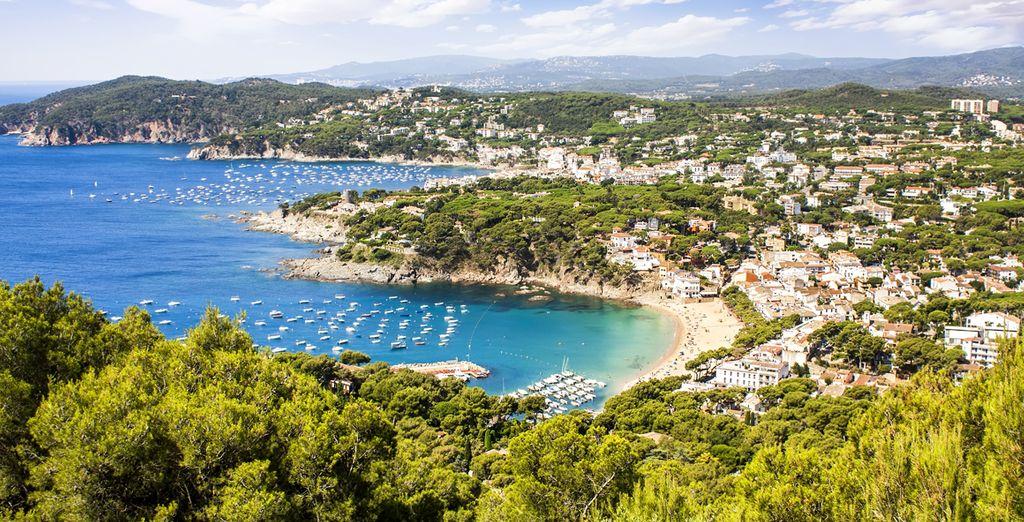 Sous le soleil de la Costa Brava ! - Hôtel Hipocrates Curhotel 4* Sant Feliu de Guixols