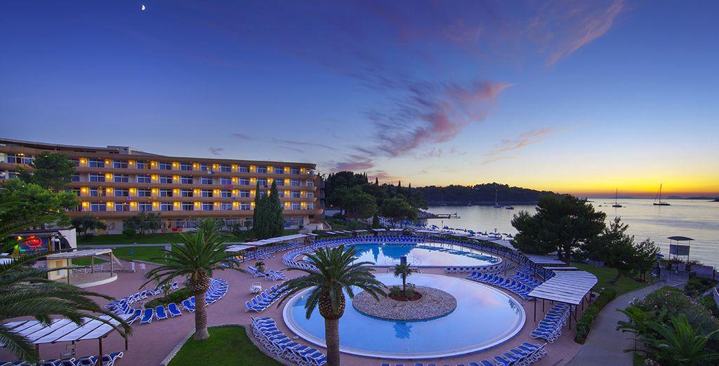 Envolez-vous pour l'hôtel Top Clubs Albatros 4* !