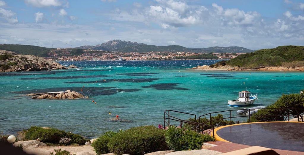 Nous vous emmenons sur l'île de Santo Stefano