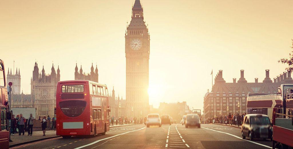 Au cœur de Londres