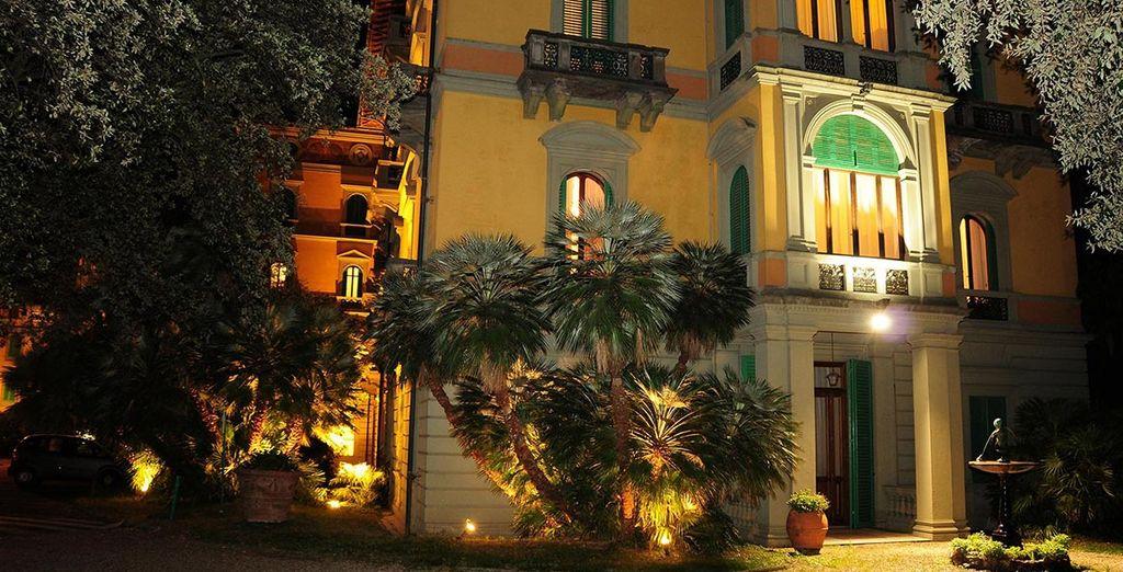 Craquez sans attendre pour le Grand Hotel & La Pace