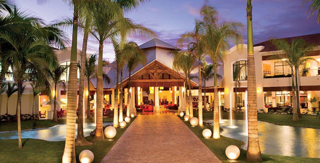 Un resort élégant et tout confort
