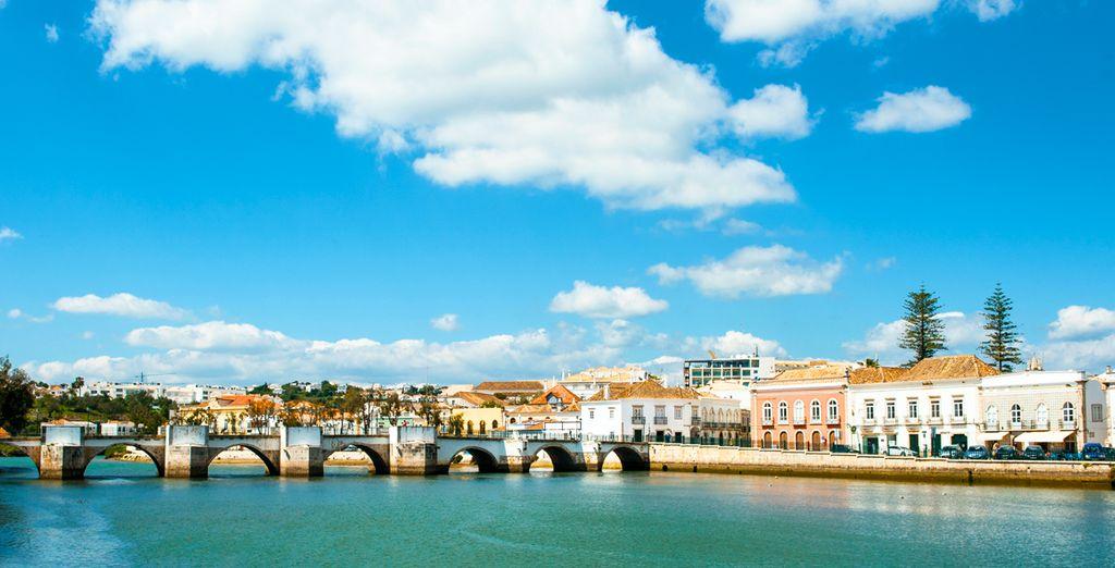 La superbe ville authentique de Tavira