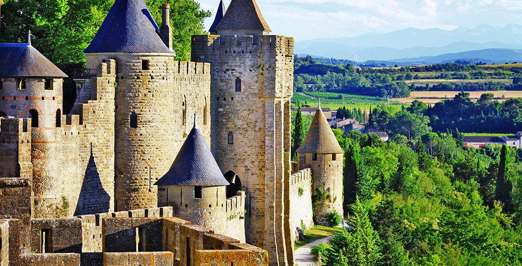 Dans cette cité classée patrimoine mondiale de l'Unesco