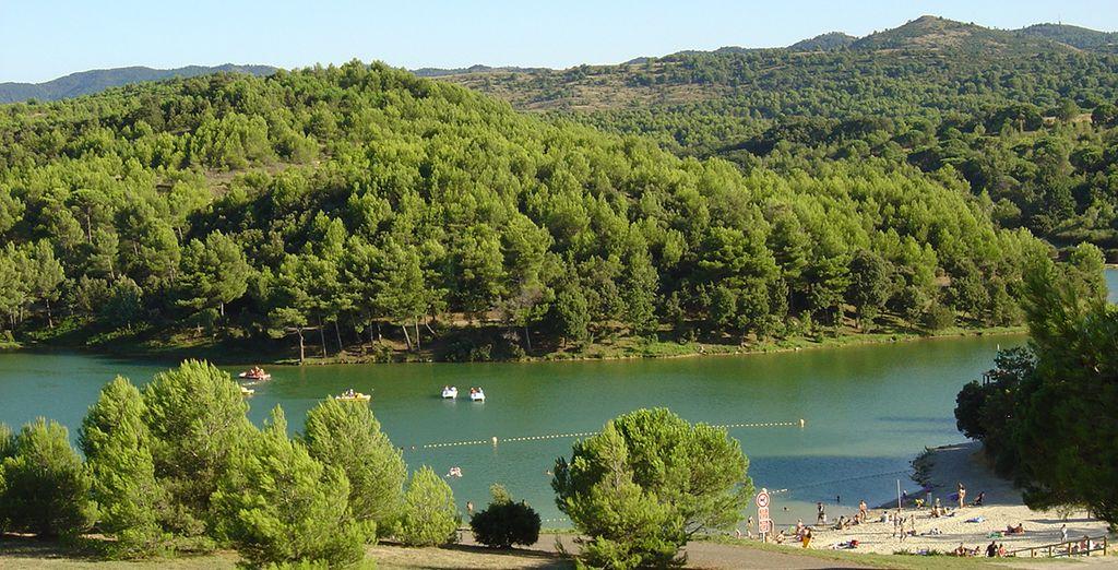 Profitez en pour découvrir le Lac de Cavayère