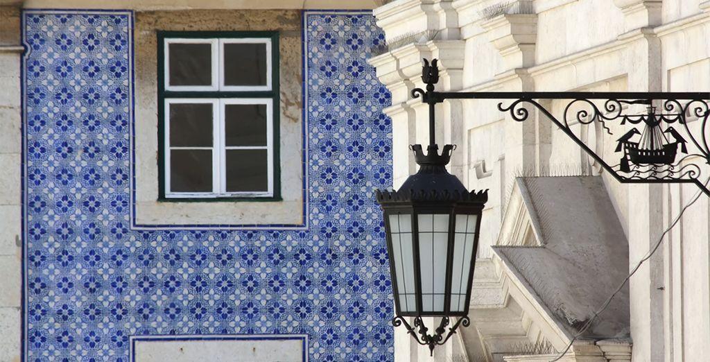 Et admirez les azulejos, carreaux de faïence qui font tout son charme
