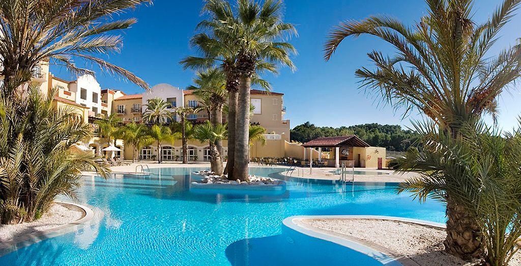 Bienvenue au Denia Mariott La Sella Golf Resort & Spa