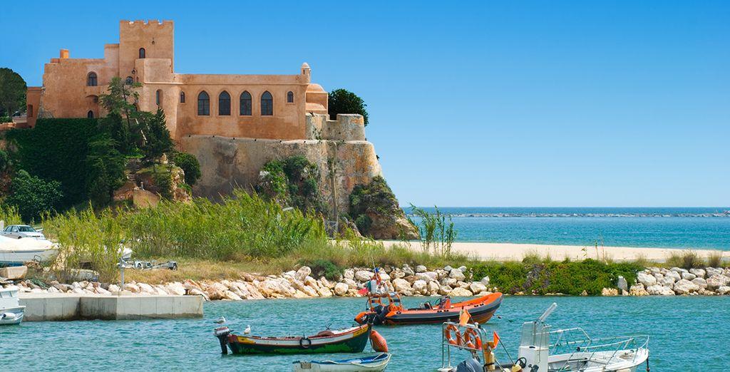 Ou sur la côte d'Estoril...