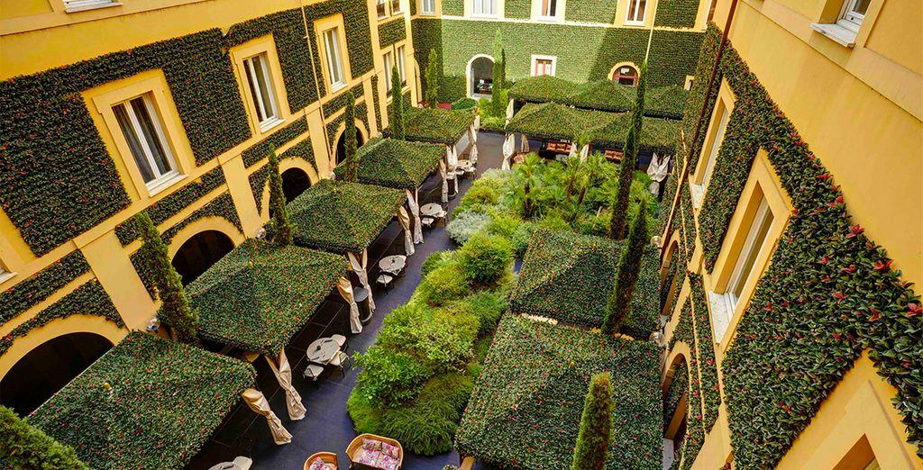 Il ne vous faudra pas moins d'une seconde ! - Residenza di Ripetta Suites & Apartments 4* Rome