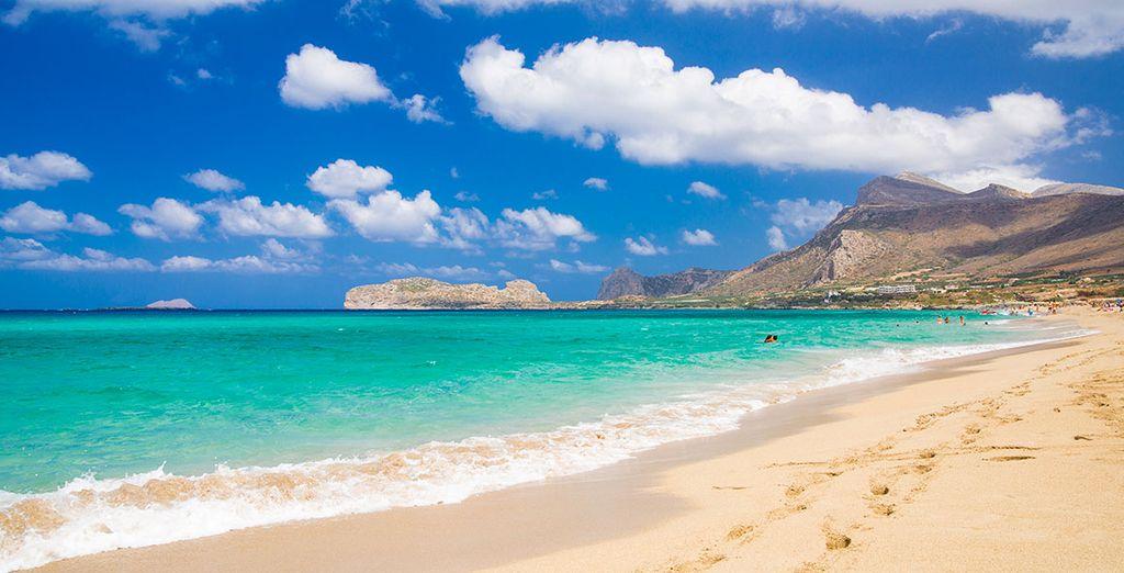 Et les sublimes plages de la côte nord