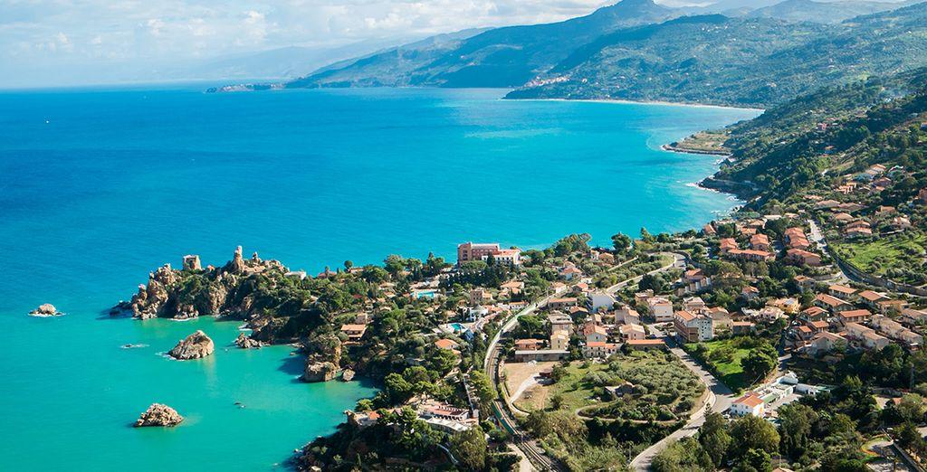 Revenez émerveillé de votre séjour en Sicile !