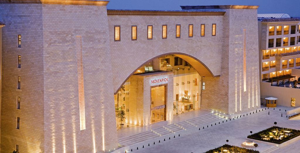Bienvenue au Movenpick Resort & Spa 5*