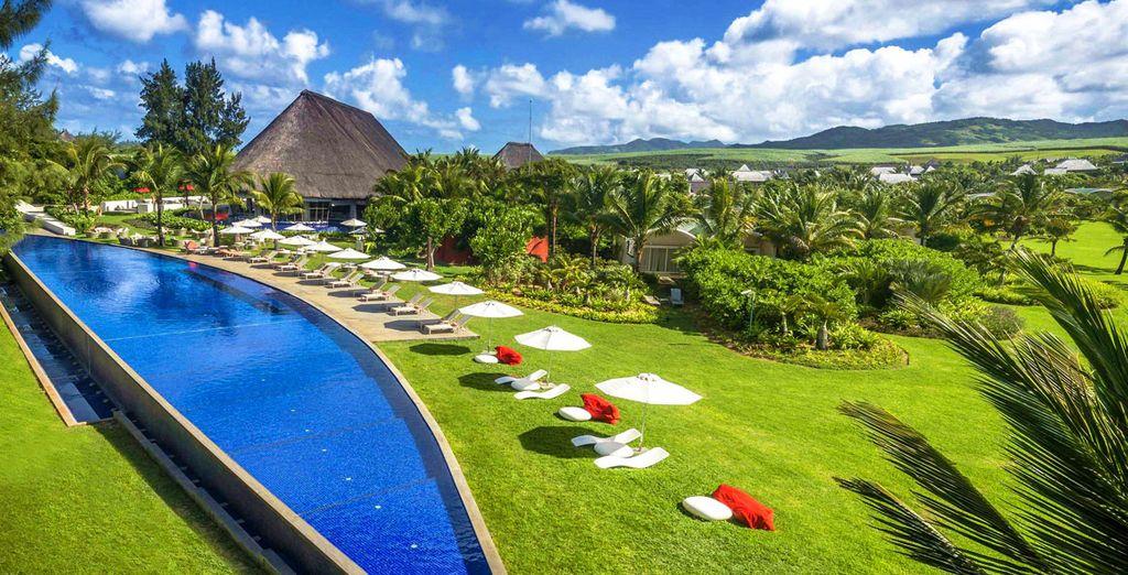Bienvenue au SO Sofitel Mauritius 5* ! - Hôtel Sofitel SO Mauritius 5* Bel Ombre