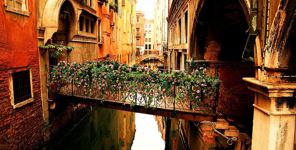 Le romantisme vénitien sera au rendez-vous !