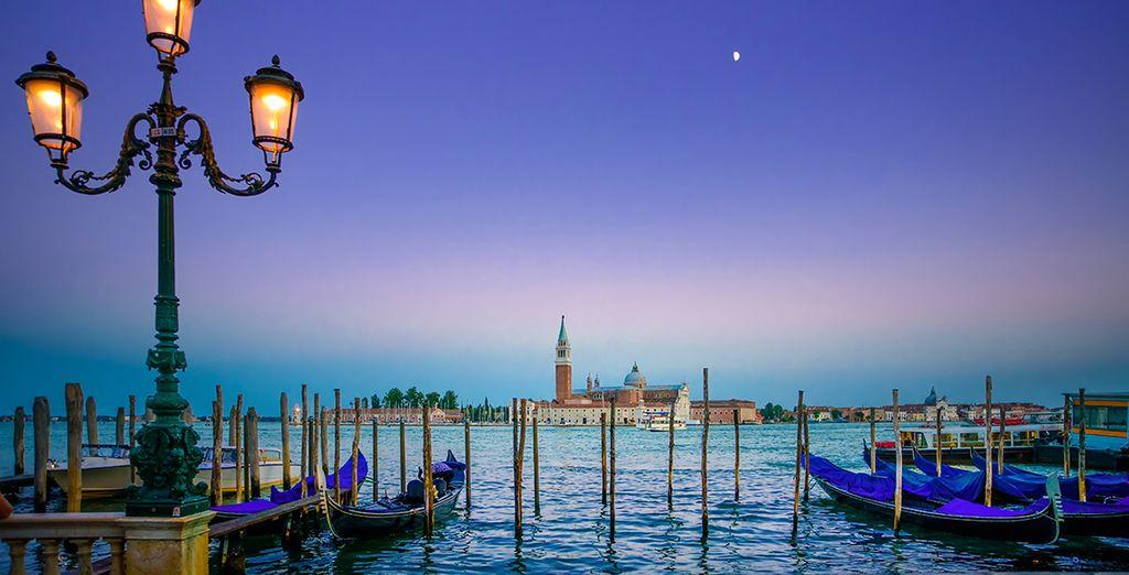 Passez un agréable séjour à Venise !
